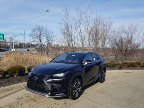 Obsidian 2020 Lexus NX 300 AWD