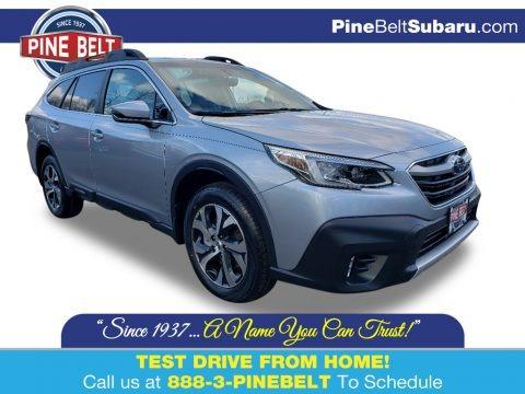 Ice Silver Metallic 2020 Subaru Outback 2.5i Limited