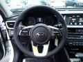 Kia Optima LX Snow White photo #17
