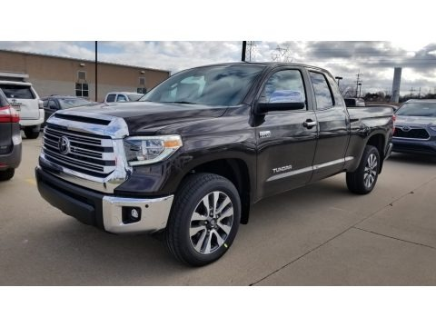 Smoked Mesquite 2020 Toyota Tundra Limited Double Cab 4x4