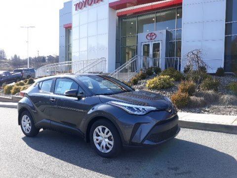 Magnetic Gray Metallic 2020 Toyota C-HR LE