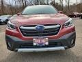 Subaru Outback 2.5i Limited Crimson Red Pearl photo #2