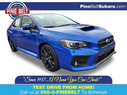 WR Blue Pearl 2020 Subaru WRX Limited