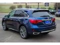 Acura MDX Advance AWD Fathom Blue Pearl photo #5