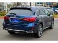 Acura MDX Advance AWD Fathom Blue Pearl photo #7