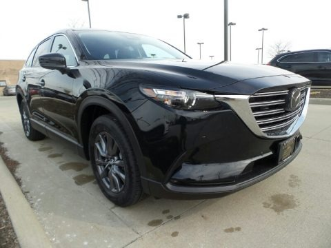 Jet Black Mica 2020 Mazda CX-9 Touring AWD