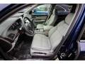 Acura MDX Advance AWD Fathom Blue Pearl photo #18