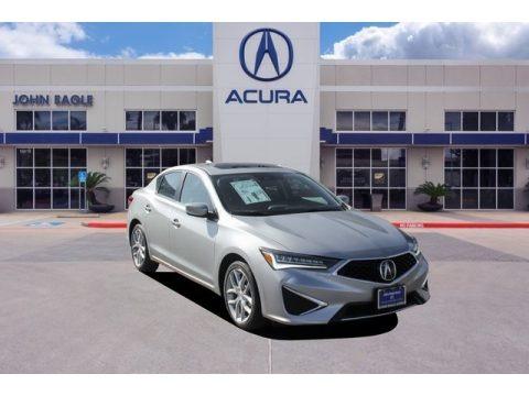 Lunar Silver Metallic 2020 Acura ILX