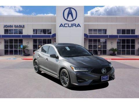 Modern Steel Metallic 2020 Acura ILX A-Spec