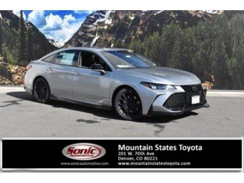 Celestial Silver Metallic 2020 Toyota Avalon TRD