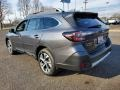 Subaru Outback 2.5i Touring Magnetite Gray Metallic photo #6
