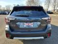 Subaru Outback 2.5i Touring Magnetite Gray Metallic photo #7
