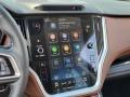 Subaru Outback 2.5i Touring Magnetite Gray Metallic photo #13