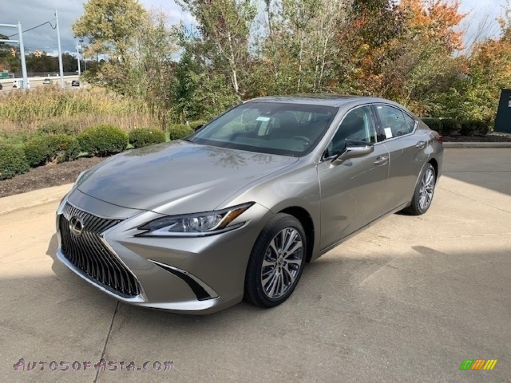 2020 ES 350 - Atomic Silver / Black photo #1