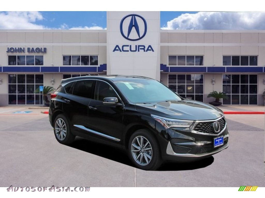 2020 RDX Technology AWD - Majestic Black Pearl / Ebony photo #1