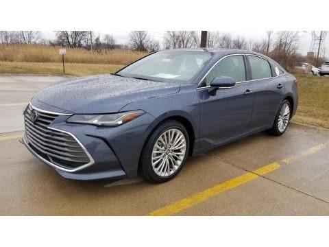 Harbor Gray Metallic 2020 Toyota Avalon Limited