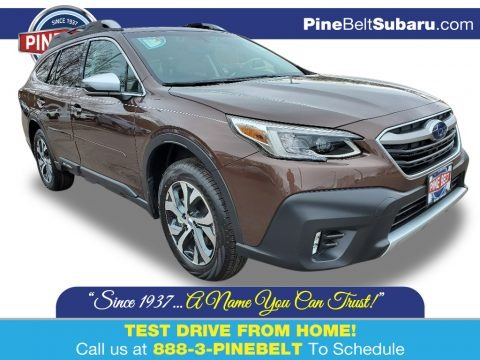 Cinnamon Brown Pearl 2020 Subaru Outback 2.5i Touring