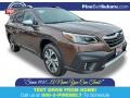 Subaru Outback 2.5i Touring Cinnamon Brown Pearl photo #1