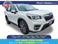 Subaru Forester 2.5i Limited Crystal White Pearl photo #1