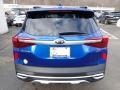 Kia Seltos S Neptune Blue photo #3