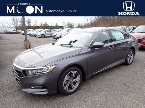 Modern Steel Metallic 2020 Honda Accord EX-L Sedan