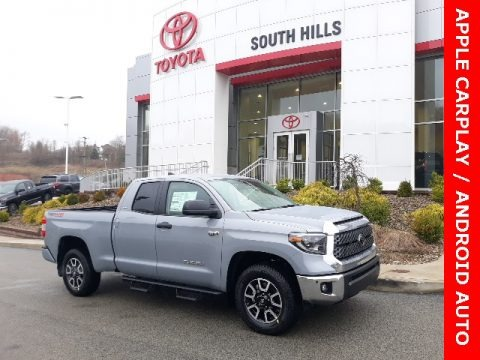 Cement 2020 Toyota Tundra TRD Off Road Double Cab 4x4