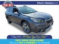 Subaru Outback Touring XT Magnetite Gray Metallic photo #1