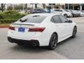 Acura TLX V6 A-Spec Sedan Platinum White Pearl photo #8