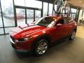 Mazda CX-30 Preferred AWD Soul Red Crystal Metallic photo #3
