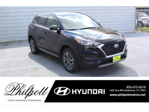 Black Noir Pearl 2020 Hyundai Tucson SEL