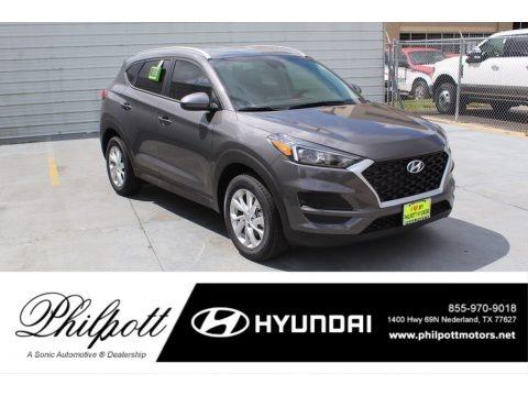 Magnetic Force Metallic 2020 Hyundai Tucson Value