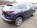 Mazda CX-30 Select AWD Deep Crystal Blue Mica photo #2
