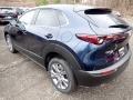 Mazda CX-30 Select AWD Deep Crystal Blue Mica photo #6