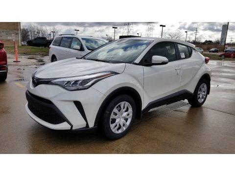 Blizzard Pearl 2020 Toyota C-HR LE