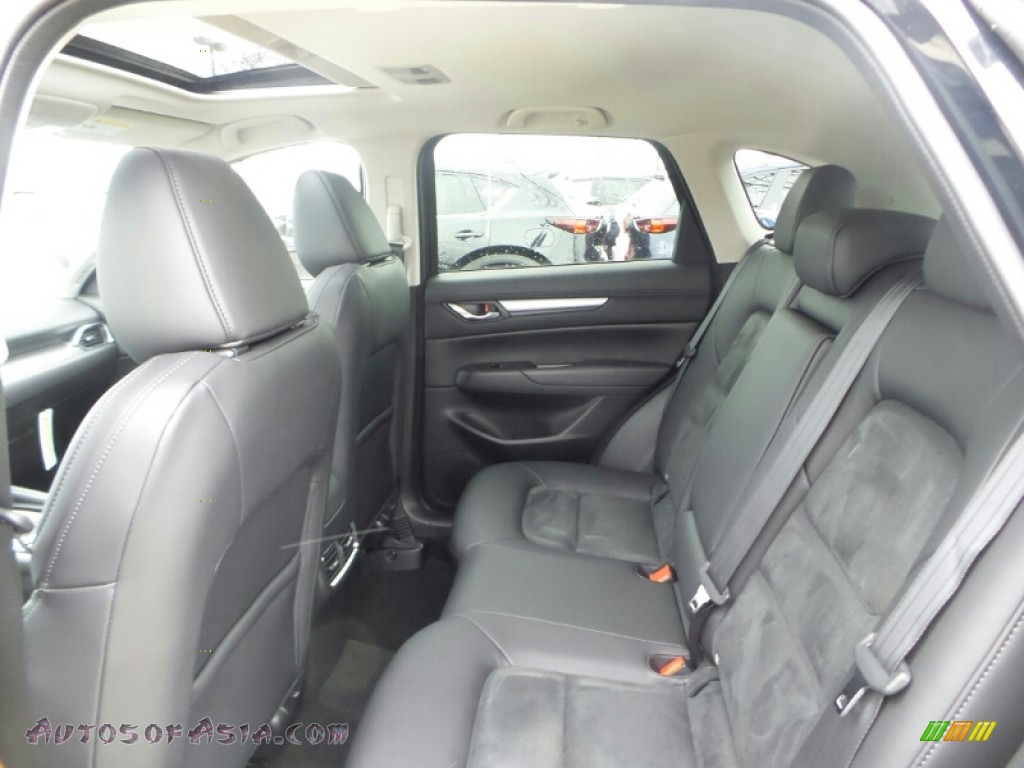 2020 CX-5 Touring AWD - Jet Black Mica / Black photo #9