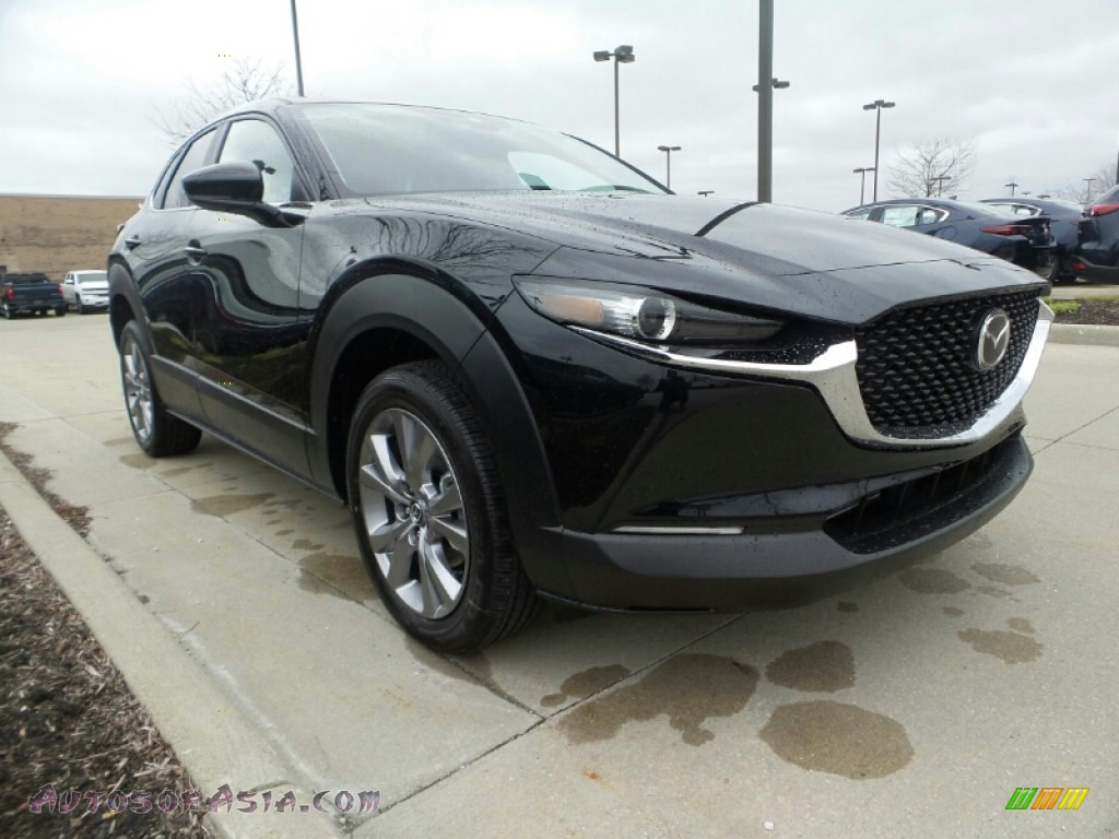 2020 CX-30 Select AWD - Jet Black Mica / Black photo #1