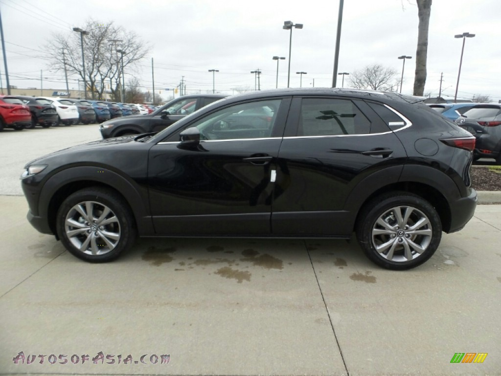 2020 CX-30 Select AWD - Jet Black Mica / Black photo #4