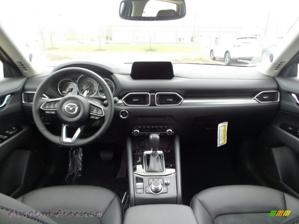 2020 CX-5 Touring AWD - Jet Black Mica / Black photo #10