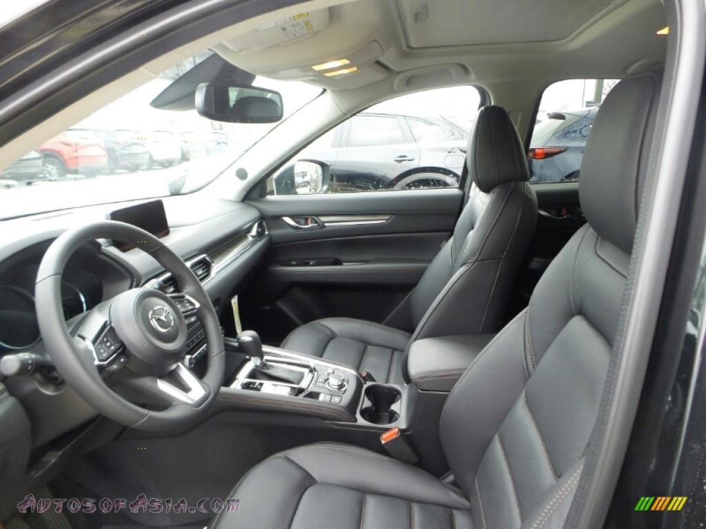 2020 CX-5 Grand Touring AWD - Jet Black Mica / Black photo #8