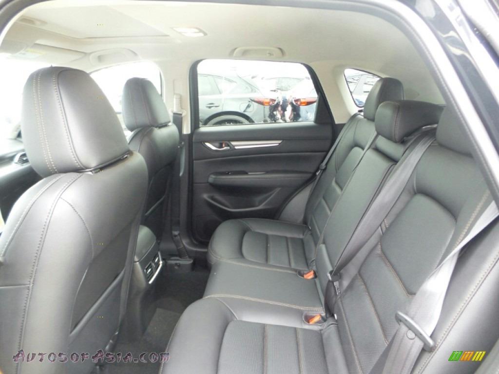 2020 CX-5 Grand Touring AWD - Jet Black Mica / Black photo #9
