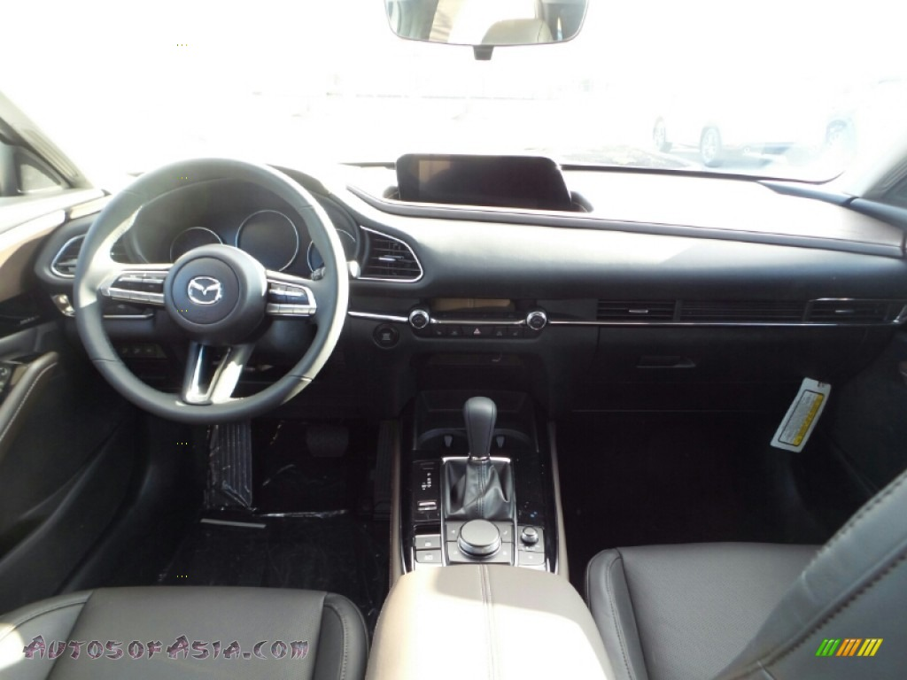 2020 CX-30 Premium AWD - Snowflake White Pearl Mica / Black photo #10