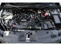 Honda Civic EX-L Hatchback Polished Metal Metallic photo #9
