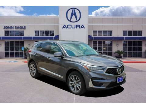 Modern Steel Metallic 2020 Acura RDX Technology