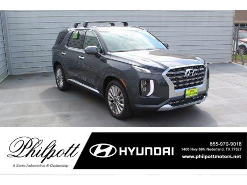 Steel Graphite 2020 Hyundai Palisade Limited