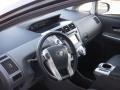 Toyota Prius v Five Magnetic Gray Metallic photo #11