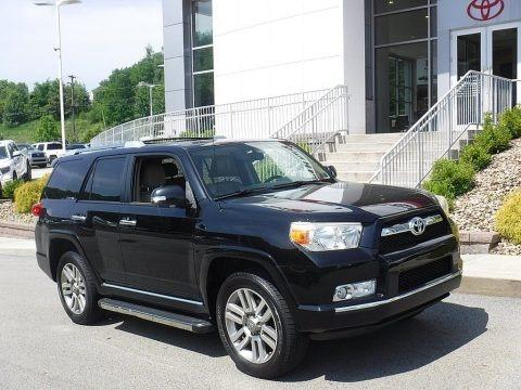 Black 2012 Toyota 4Runner Limited