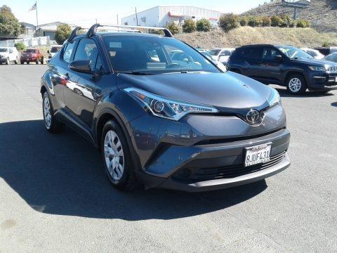 Magnetic Gray Metallic 2019 Toyota C-HR LE