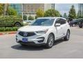 Acura RDX Technology Platinum White Pearl photo #3