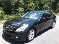 Infiniti G 37 x AWD Sedan Black Obsidian photo #4