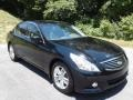 Infiniti G 37 x AWD Sedan Black Obsidian photo #6
